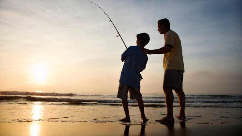 lake-macquarie-fishing-beach