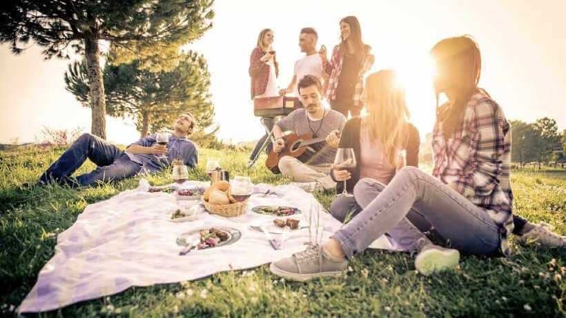picnic-spots-lake-macquarie-guitar
