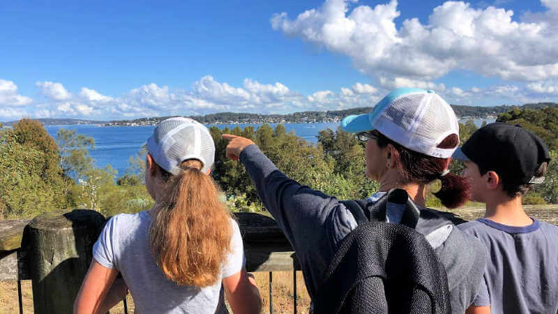 walking-tracks-lake-macquarie-lookout