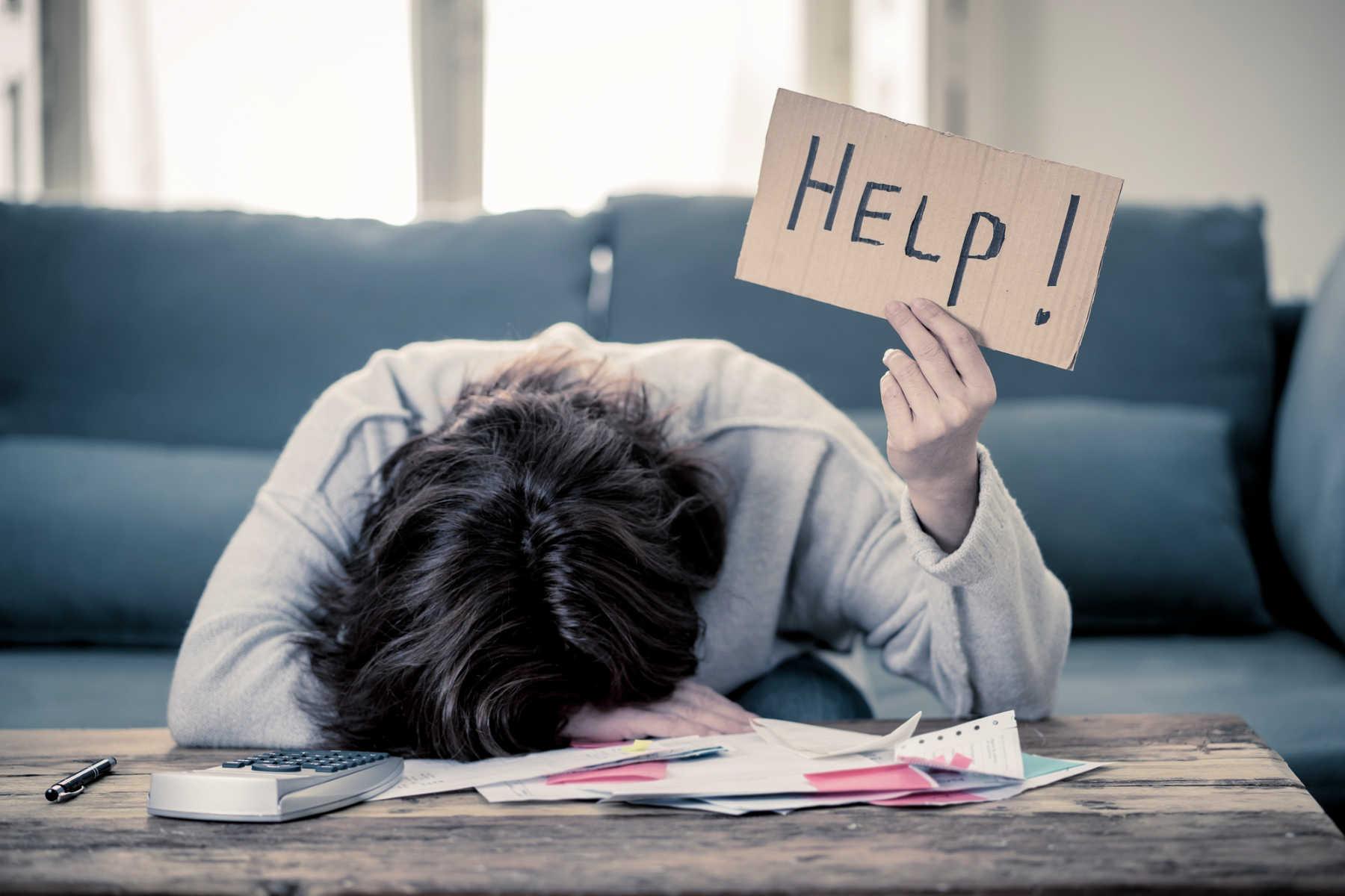 drowning-in-debt-help