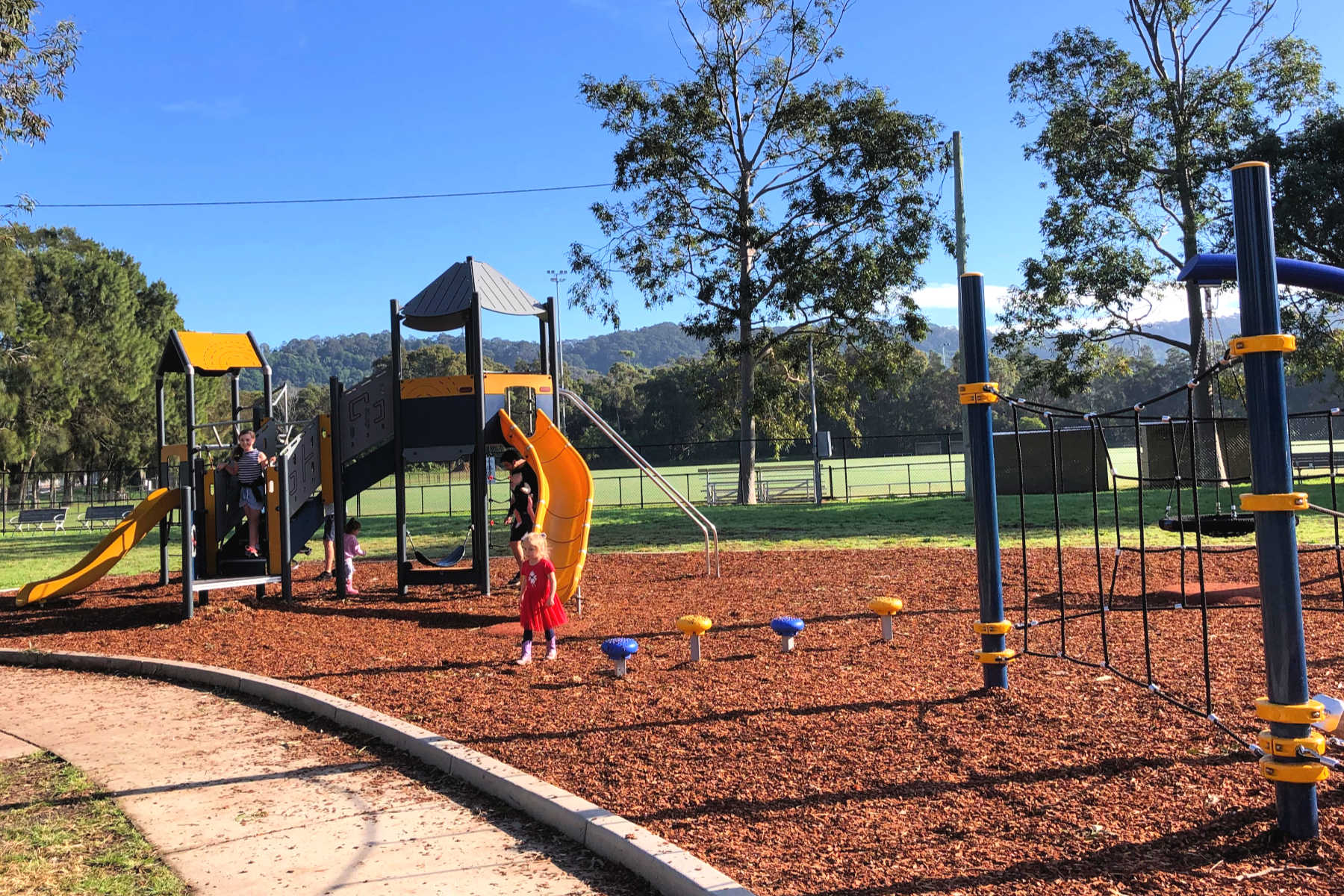 warners-bay-playground