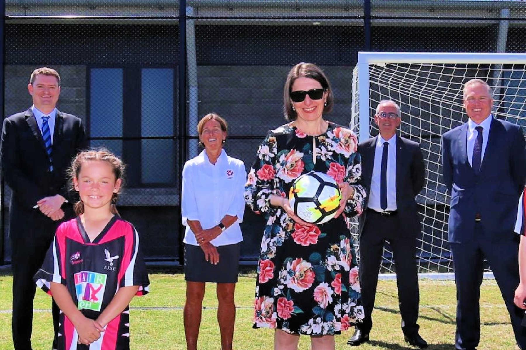 Gladys-Berejiklian-northern-nsw-football