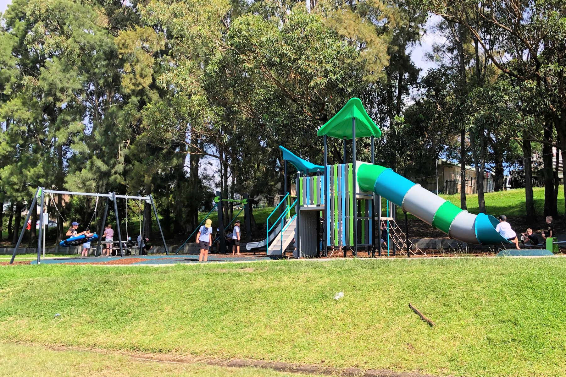 Attunga-park-playground-charlestown