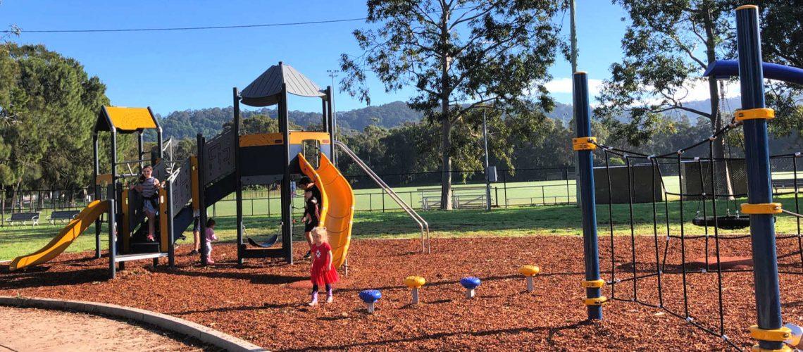 warners-bay-playground